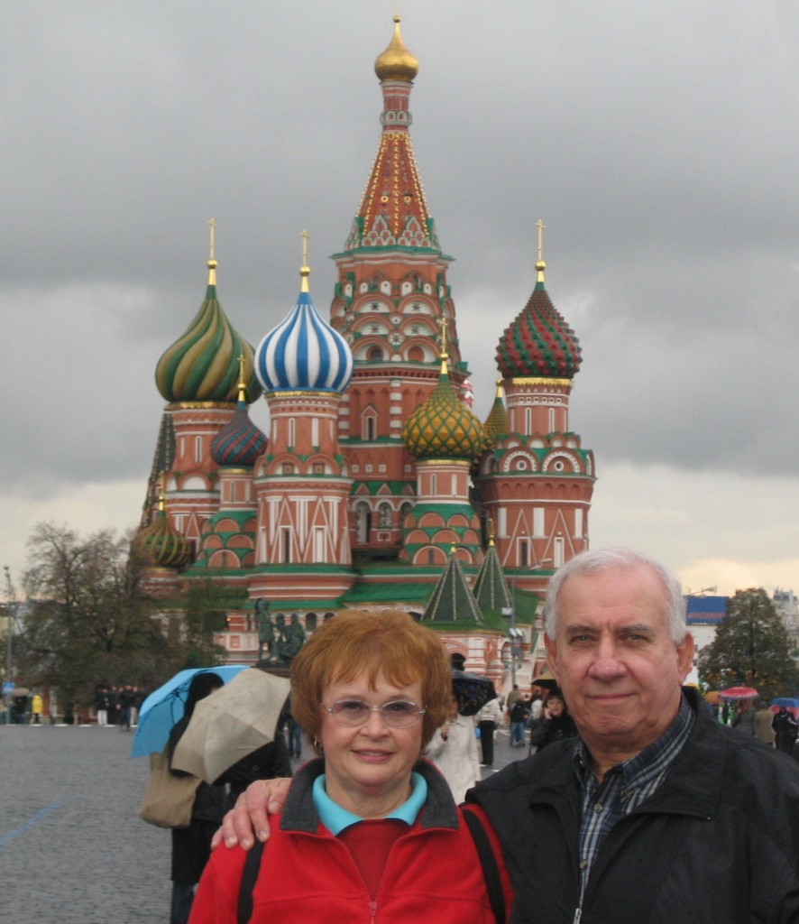 Moscow, Russia - St. Basil's Cathedral